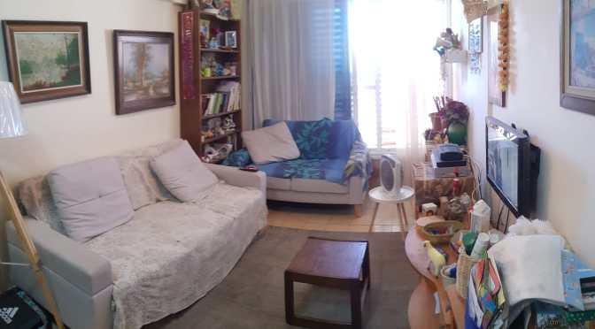 """דירת 3 חדרים בחולון בפחות ממליון ש""""ח בפרדס תל-גיבורים."""