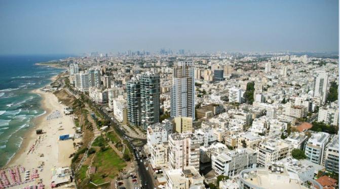 """פרוייקט מנרב על הים , 4 חדרים ,104 מ""""ר ברחוב ירושלים בת ים"""